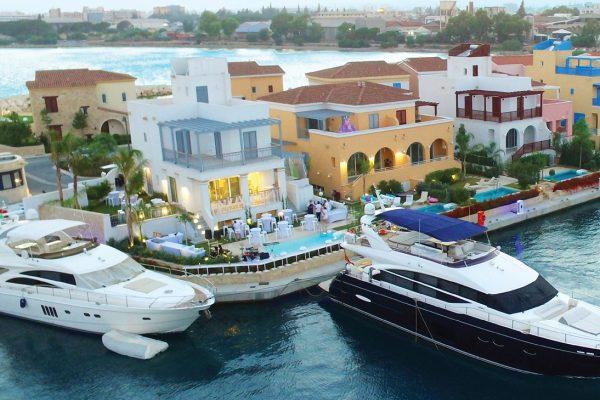 3 Bedroom Villa for Sale in Limassol Marina