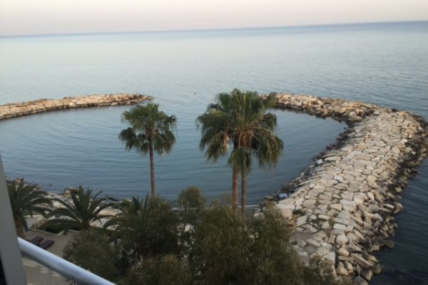 4 Bedroom Seafront Penthouse for sale, Potamos Germasogeias