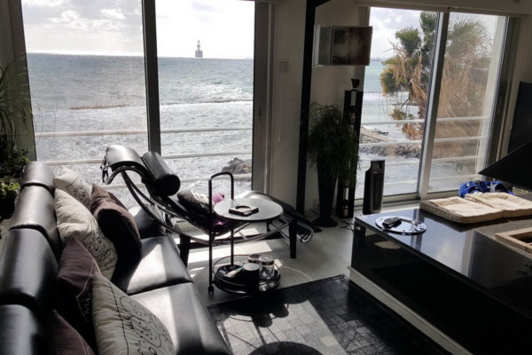 4 Bedroom Seafront Penthouse for Sale in Limassol Tourist Area