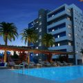 2 & 3 Bedroom Apartments with Sea Views under construction for sale, Agios Tychonas