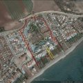 Exclusive Residential Plot for Sale on the Beachfront, Pervolia, Larnaca