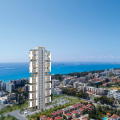 2, 3, & 4 Bedroom High Rise Apartments Under Construction for sale, Potamos Germasogeia, Limassol