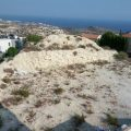 Land For Sale with Panoramic Sea Views, Agios Tychonas, Limassol