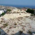 Land For Sale with Panoramic Sea Views, Agios Tychonas, Limassol