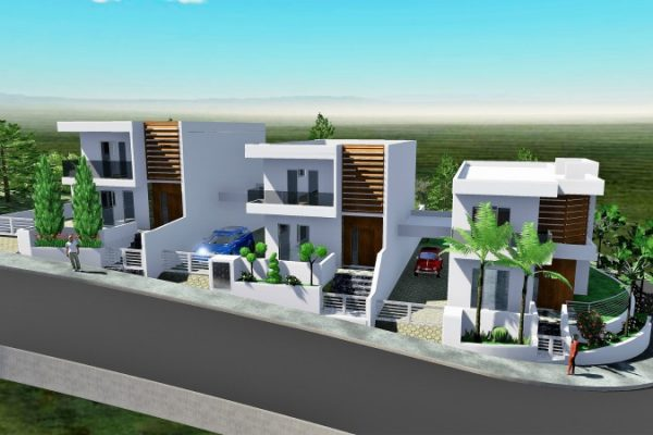 3 Bedroom Houses for sale in Palodia, Limassol