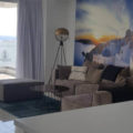 2 Bedroom Sea View Apartment for Rent in Limassol Tourist Area