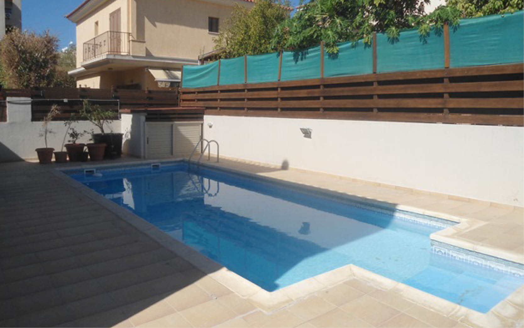 3 Bedroom House With Swimming Pool For Rent In Limassol