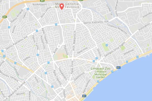 Plot for Sale in Mesa Yetonia, Limassol