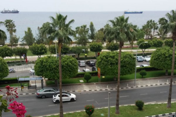 3 Bedroom Sea View Apartment for Sale in Molos Area