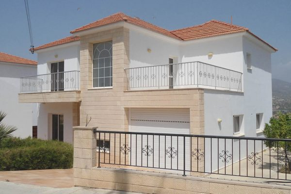 New 4 Bedroom House for Sale in Parekklisia, Limassol