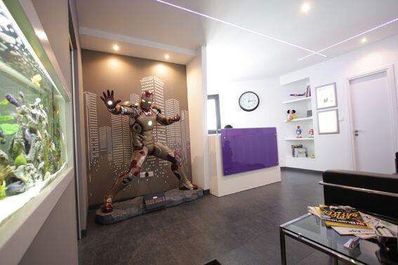 Office for Rent on Spyrou Kyprianou Avenue, Limassol