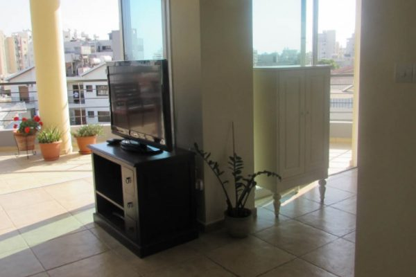 Furnished 3 Bedroom Apartment for Rent in Limassol Town Center