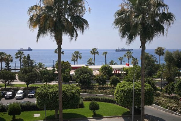 3 Bedroom Sea view Apartment for Sale in Molos area, Limassol