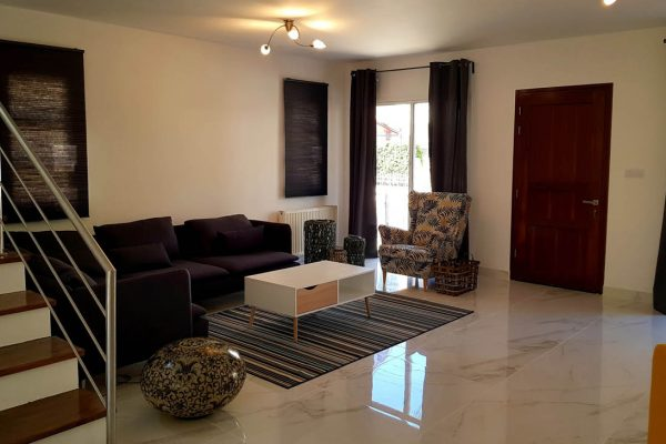 Furnished 4 Bedroom House for Rent in Limassol Tourist Area