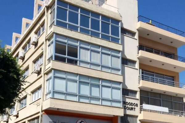 Office space for rent in Omonia avenue, Limassol