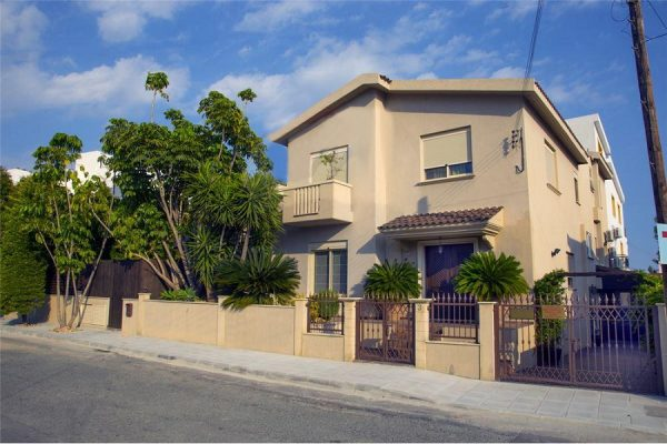 5 Bedroom Detached House for rent in Kapsalos area, Limassol