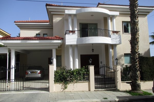 4+1 Bedroom House for rent in Tourist area, Potamos Germasogeia, Limassol
