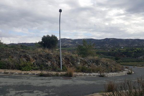 Corner Residential Plot for Sale in Monagroulli Village, Limassol