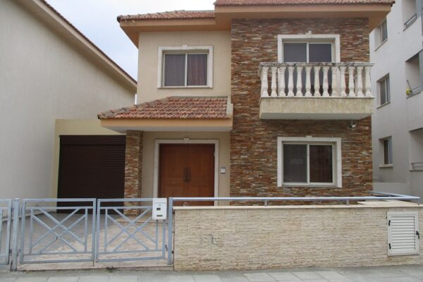 4 Bedroom Sea View House for rent in Agios Athanasios, Limassol
