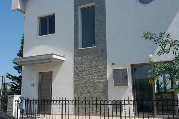 Brand New 3 Bedroom Sea View House for rent in Moni Village, Limassol