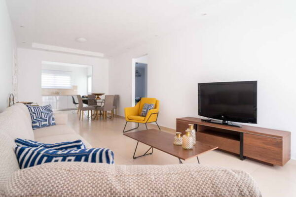 Spacious & Modern 2 Bedroom Apartment for Sale in Tourist area, Limassol
