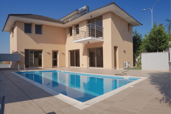Luxurious Villas with Sea Views for Sale in Tourist area, Pyrgos, Limassol