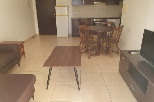 1 Bedroom Apartment for rent close to Polyclinic Ygeia, Limassol