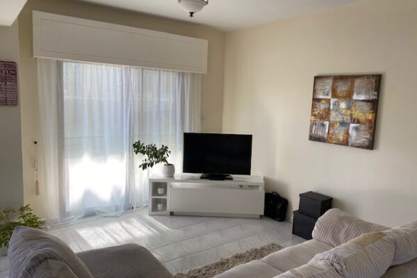 2 Bedroom Apartment for rent in Ag. Tychonas Tourist area, Limassol