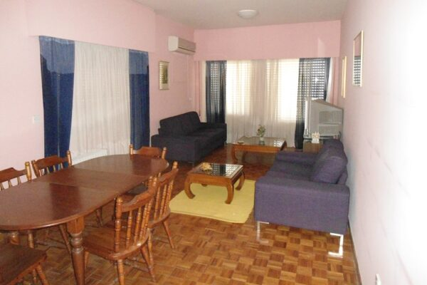 3 Bedroom Penthouse for rent in Neapolis area, Limassol
