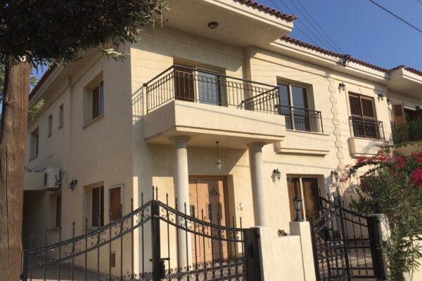 4 Bedroom Semi-Detached House for Sale in Pot. Germasogeia, Limassol