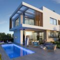 Elegant Design 3 Bedroom Luxury Villas for Sale in Protaras, Famagusta