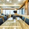 Luxury Whole Floor Office Spaces for rent in Mesa Geitonia, Limassol