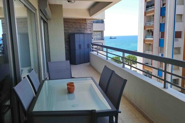 Beautiful 2 Bedroom Apartment for rent just opposite the Sea, Limassol