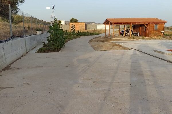 Land with Farm House for Sale in Pyrgos Village, Limassol