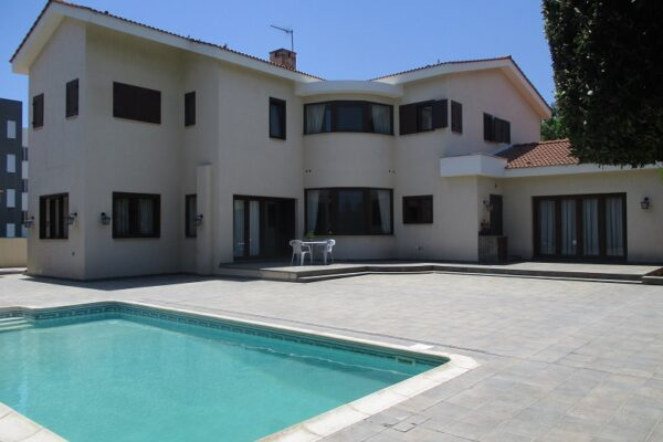 5 Bedroom Villa for Sale in Ag. Athanasios, Limassol