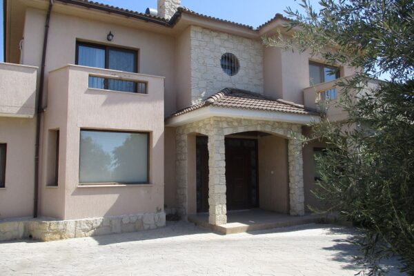 4 Bedroom Detached House for Sale in Green area, Germasogeia, Limassol
