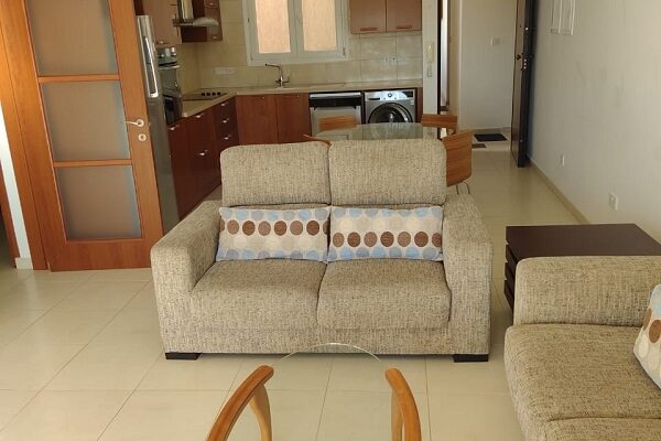 2 Bedroom Apartment for rent in Tourist area, Pot. Germasogeia, Limassol