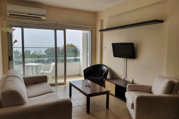 2 Bedroom Apartment just opposite the Sea in Tourist area, Pot. Germasogeia, Limassol