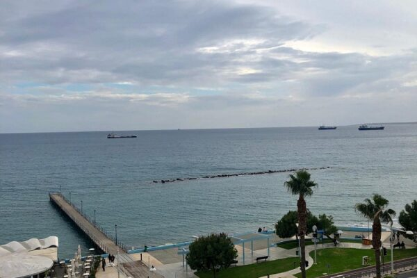 3 Bedroom Apartment Facing the Sea for Sale in Neapolis Quarter, Limassol